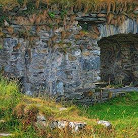 Dunboy Castle Grand Scale Dreamscape Detail