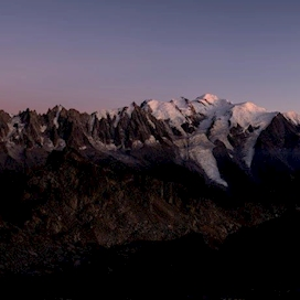 Zoom In - Mont Blanc Massif