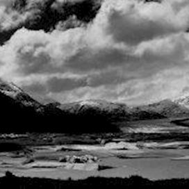 Steffen Glacier Panorama