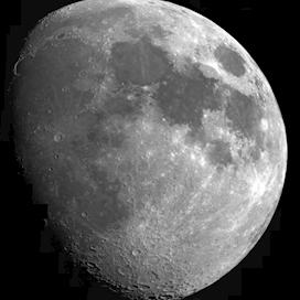 Moon mosaic, June 1st 2020
