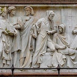 Albert Memorial Panel