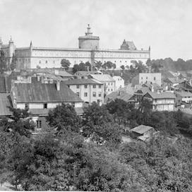 1915 Lublin zamek fot. Beninghoven