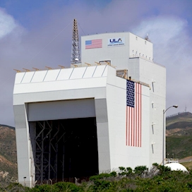 SLC-6 Assembly Building and MST