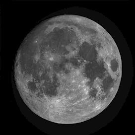 Moon November 28th 2020