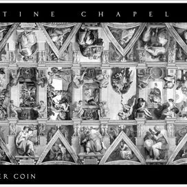Nano Chip Sistine Chapel