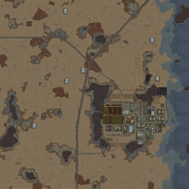 Shoreshield full map