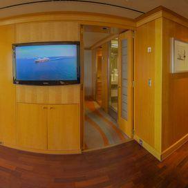 Kreuzfahrtschiff Suite