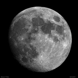 June 15th Moon