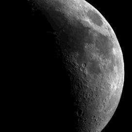 Moon mosaic, May 28th 2020