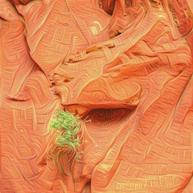 Echo Canyon Grand Scale Dreamscape Detail