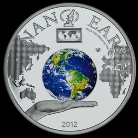 Nano Earth Coin