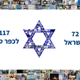 דגל ישראל קהילתי 2020